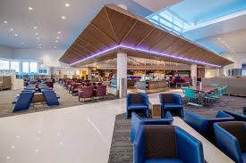 Atlanta Airport Map Delta by Delta Unveils Flagship Delta Sky Club At Atl Concourse B Delta
