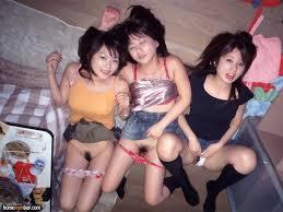 japanese teen group nude|