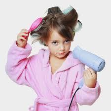 easy hairstyles for girls popsugar moms