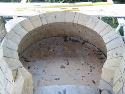 phillipsburg nj outdoor wood fired dome brick ovenfire image with