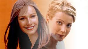 gwyneth paltrow sliding doors haircut the tuesday zone sliding back into the 90s with sliding doors