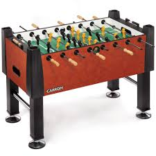 space needed for foosball table carrom signature foosball table review