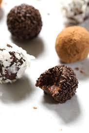 inner goddess chocolate truffles recipe pinch of yum