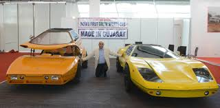 golden super cars india u0027s first indigenously built electric sports car covers 1 000