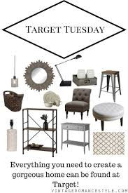 target tuesday threshold home decor industrial rustic chic