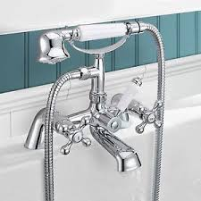 Bathroom Taps With Shower Attachment Stafford Traditional Classic Bathroom Bath Shower Mixer Tap