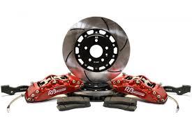 lexus is350 f sport brakes 2 piece rotor rear bbk is250 350 is f gs350 rc350