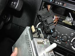bmw e30 e36 radio head unit installation 3 series 1983 1999
