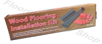 hardwood and laminate floor installation kit