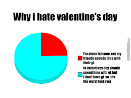 No Valentine Meme - why i hate valentine s day by recyclebin meme center