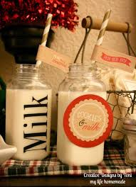 154 best milk and cookies party ideas images on pinterest