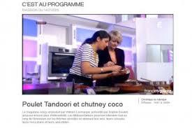 2 c est au programme recettes de cuisine foodchéri x kitchen semaine du goût concours inside