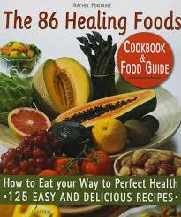the 86 healing foods rachel fontaine 9782920943216 amazon com