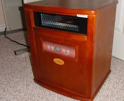 Comfort Zone 1500 Watt Infrared Heater How To Choose An Infrared Space Heater