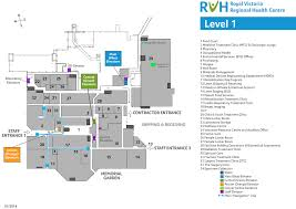 toronto general hospital floor plan rvh maps barrie area physician recruitment