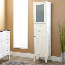 linen cabinets for bathroom home combo