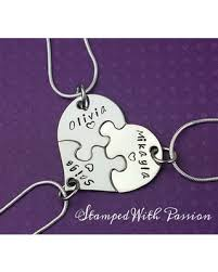 best friends puzzle necklace images Fall shopping special best friends forever 3 piece puzzle
