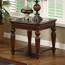 Cherry End Tables Shop Furniture Of America Cherry Rectangular End
