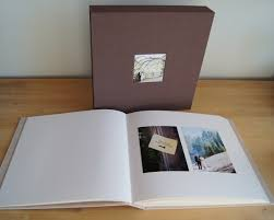 Custom Wedding Album Wedding Album With Photo Prints U2014 Hinged Strung Stitched