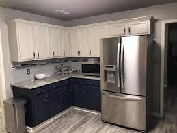 navy blue kitchen cabinets beautiful kitchen cabinets cabinets countertops gallery
