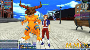 digimon masters game review