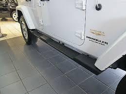 mopar side steps for jeep wrangler unlimited 2007 2018 jeep wrangler unlimited 4 door jk side steps running