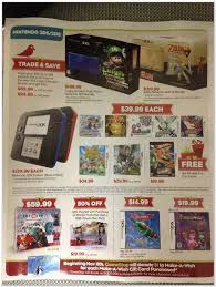 gamestop black friday deals big shiny robot leak zelda themed 3ds xl coming for black friday