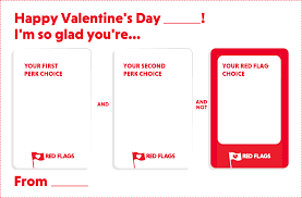 Red Flag Day Create Your Own Red Flags 3 Card Set Mailed Cards Or Free E Card