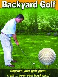 backyards compact hole mini golf backyard plans winsome pictures