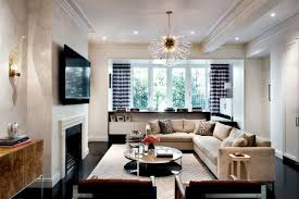 in interior design new york townhouse in a mixed style