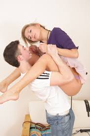 rough 18 maria and john this naughty teen and her boyfriend wanted to try something kinky in the bedroom and when he brought home a paddle and some other bondage toys she couldn t