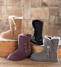 footwears charming ugg slippers for ugg australia azalea boots with single side button and loving