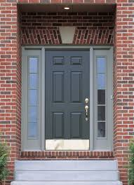 Wooden Exterior French Doors by 100 Painting Exterior Fiberglass Door Heritage Millwork Inc