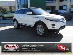 old white land rover 2013 fuji white land rover range rover evoque prestige 74039991