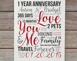 1 yr anniversary gift best 1 year wedding anniversary gift ideas pictures styles