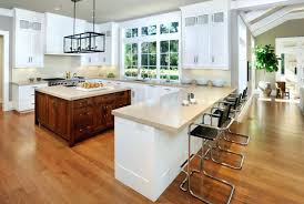 shaped kitchen islands u shaped kitchen with island image kitchen u shaped with