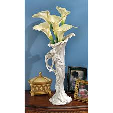calla lily home decor calla lily maiden vase