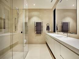galley bathroom designs modern bathroom design with basins using glass bathroom photo