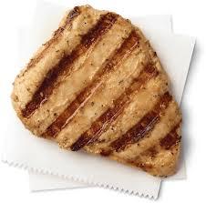 grilled chicken sandwich nutrition and description fil a