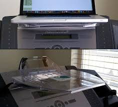 surfshelf treadmill desk laptop and ipad holder surfshelf treadmill laptop stand techeblog