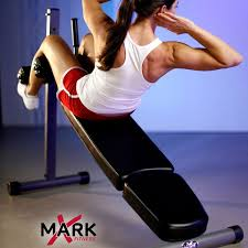 Commercial Sit Up Bench Xmark Xm 7608 Commercial Decline Ab Crunch Bench Sit Up Board