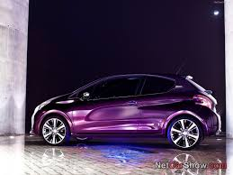 peugeot purple peugeot 208 xy photos photogallery with 12 pics carsbase com