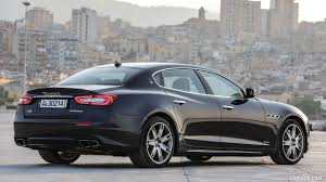 maserati black 2017 2017 maserati quattroporte gts granlusso rear three quarter hd