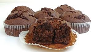 unboxing costco chocolate muffins