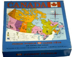 map of canada puzzle jigsaw puzzle map puzzles
