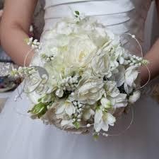 Silk Bridal Bouquets Bouquets Bridal Blossom