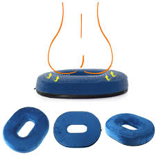 memory sponge foam ring cushion car seat donut support travel