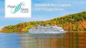 canada england fall folliage cruise pearl seas