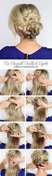 Easy Updo Hairstyles Step By Step by 83 Best Hairstyle Tutorials Images On Pinterest Hairstyles