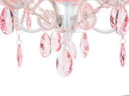 Tadpole Chandeliers by Amazon Com Tadpoles Four Bulb Chandelier Pink Baby